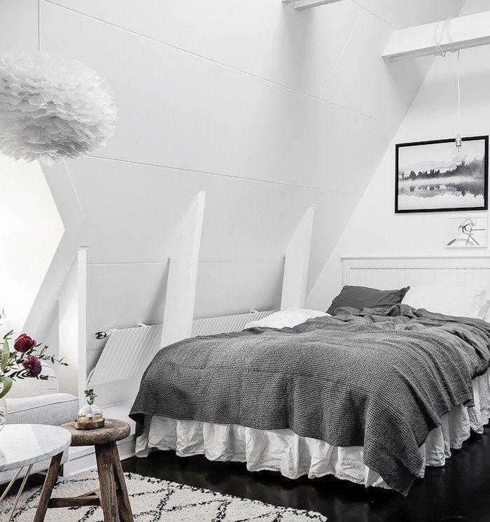 Appartement blanc  une déco à lu0027esprit hygge - ClemAroundTheCorner