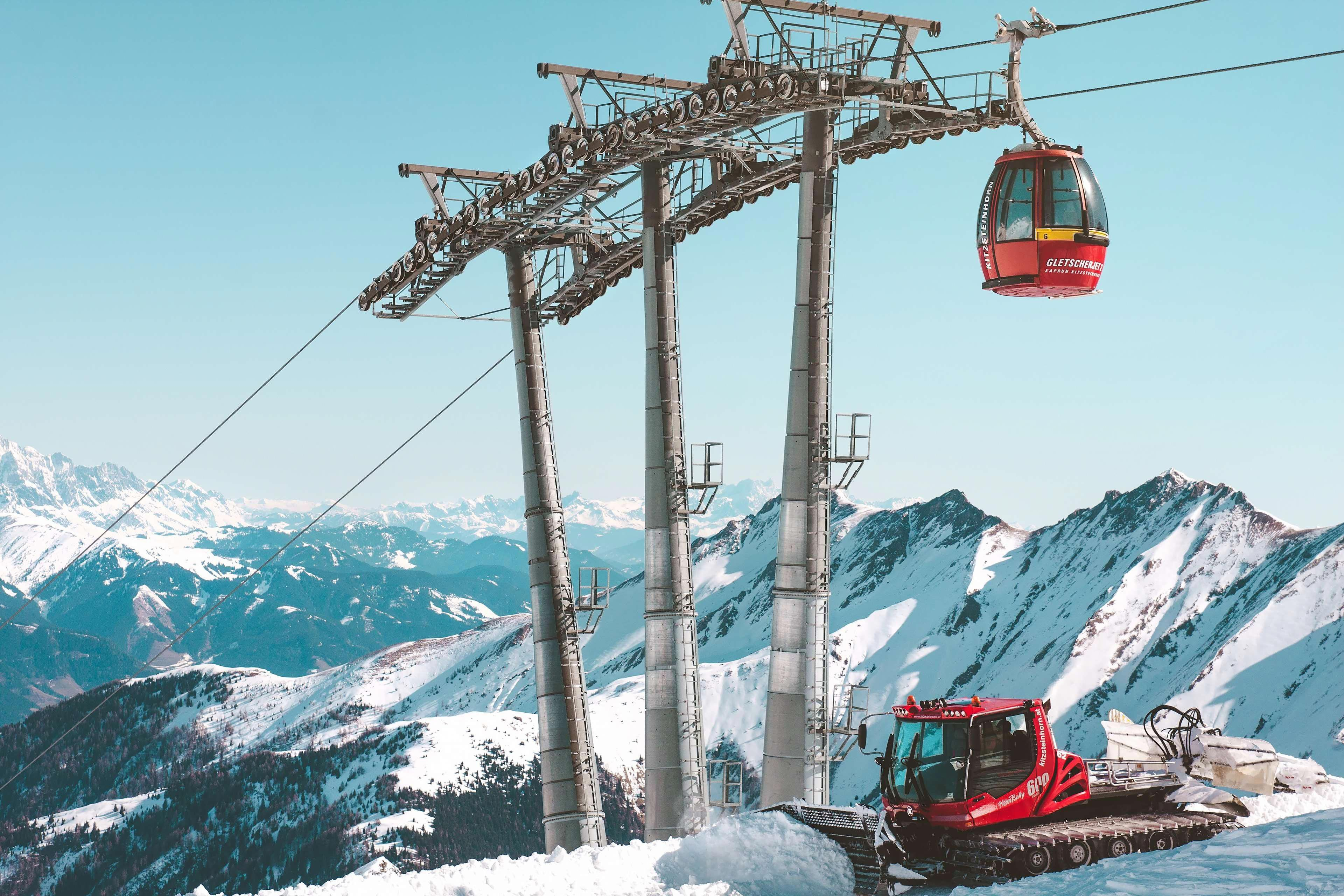 Adventure Alpine Cable Car Cold High Ice Landscape Lift Mountain Outdoors Resort Scenic Ski Ski Resort Sky Snow Snowplo Scenic Photography Best Scenery Photos Vacation Trips