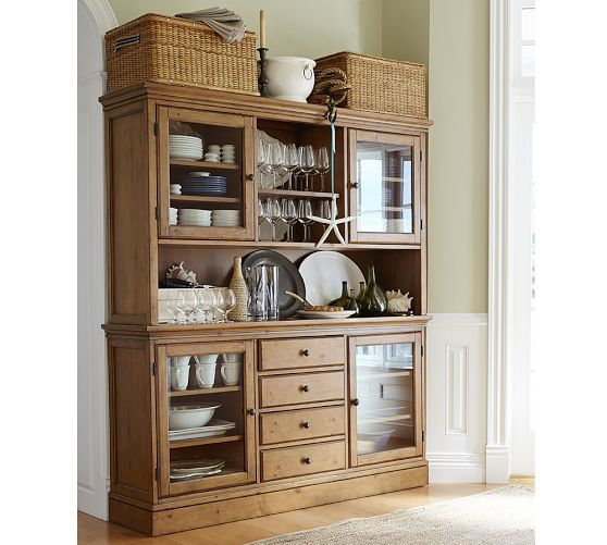 Tucker Wall Unit | Pottery Barn | For the Home | Pinterest | Wall ...