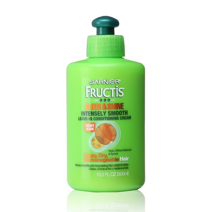 Garnier Fructis Sleek And Shine Leave In And Natural Hair