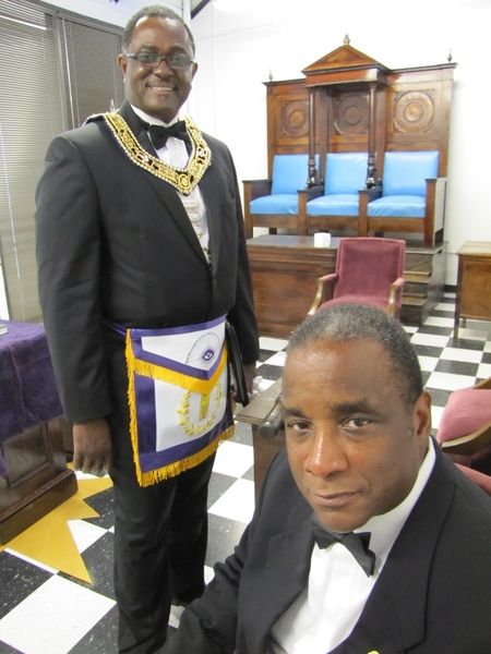b8c66af6dd6ad Museum of African-American Freemasonry opened at Prince Hall Grand ...