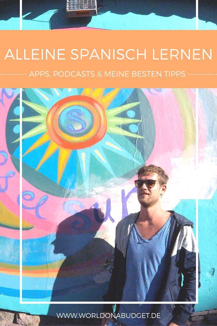 Wie ich Spanisch lerne #spanishthings