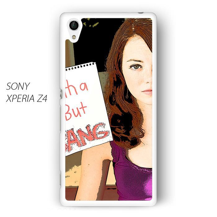 Easy A awesome design for Sony Xperia Z1/Z2/Z3 phonecases