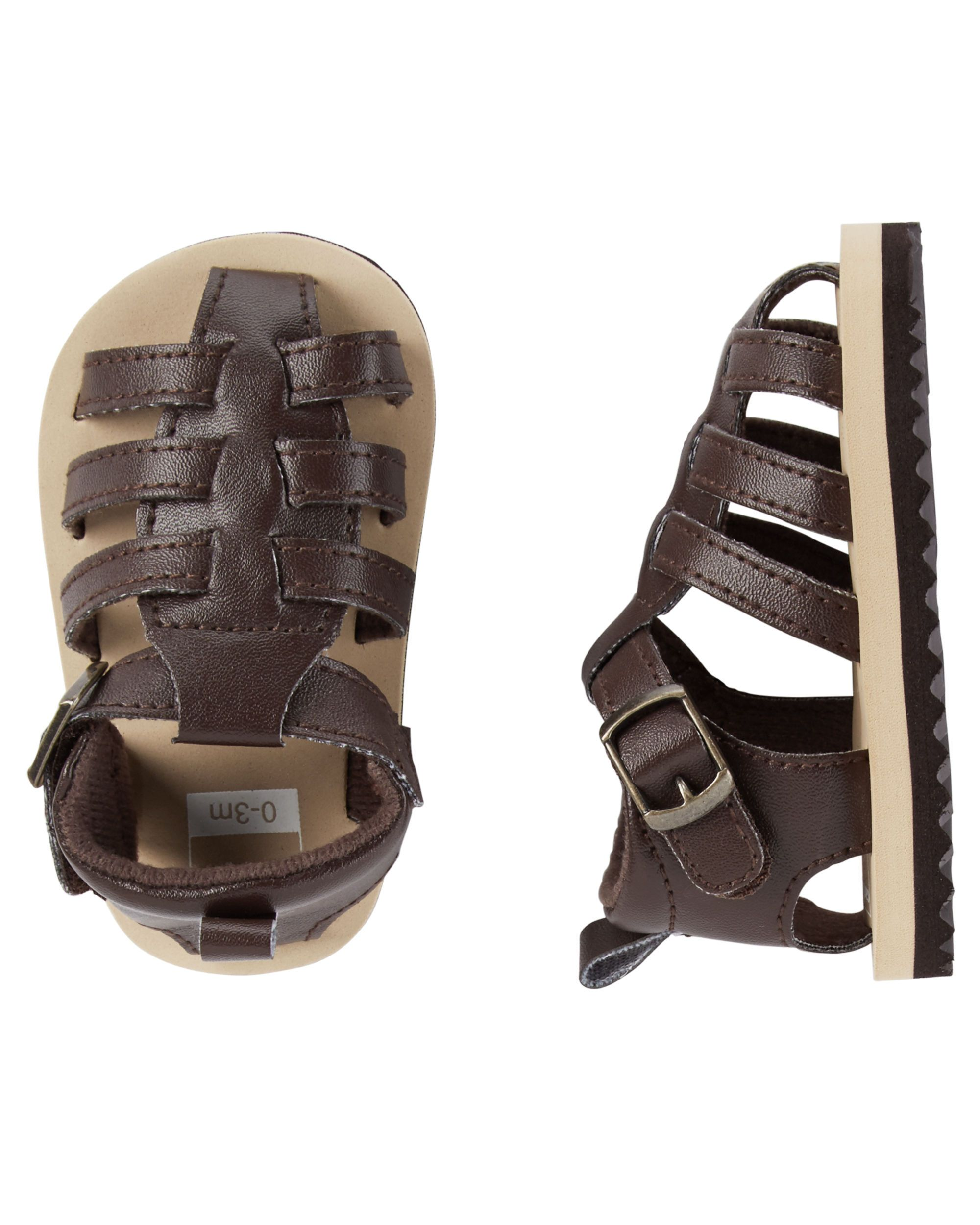 carters boys sandals