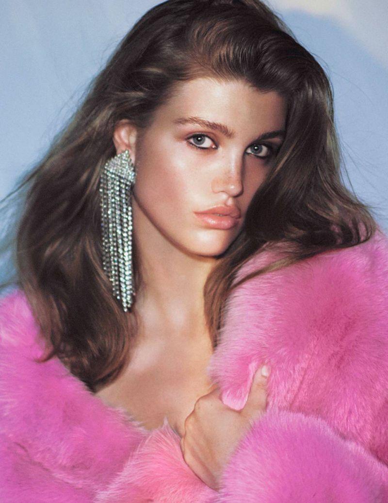 Vogue Paris - Rose Insolence