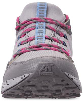 New Balance Big Girls' Cruz Crag V1 Trail Running Sneakers