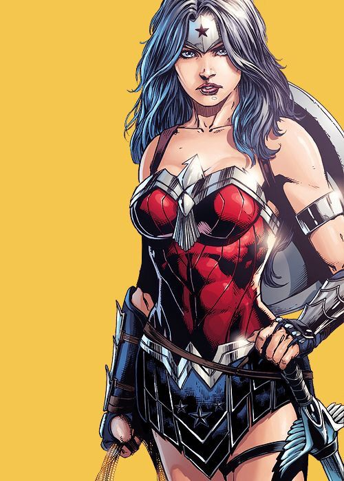 Wonder Woman wallpaper | Chicas de cómics, Wonder woman, Mujer ...