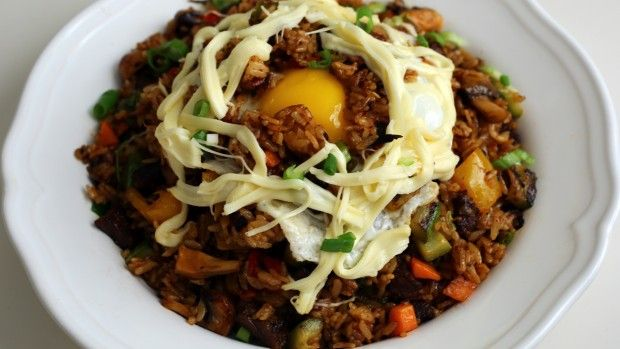 Bokkeumbap recipe korean fried rice and foods bokkeumbap spam recipeskorean food forumfinder Image collections