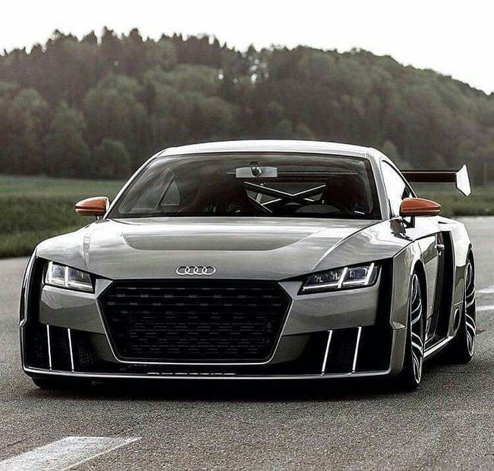 Audi Tt Clubsport Turbo Pinterest