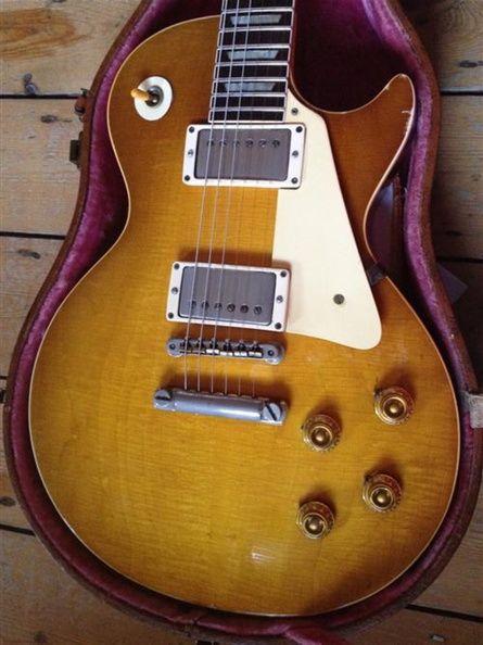 Dating vintage Gibson gitarrer serie nummer