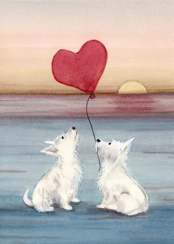 Valentine Westies