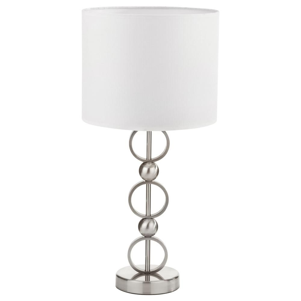 Table lamp with metal basetable lampslightingbouclair table lamp with metal basetable lampslightingbouclair geotapseo Image collections