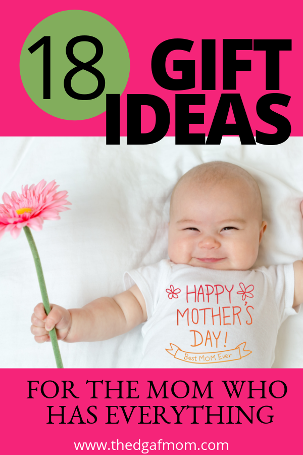 The Ultimate Gift Guide for the Mom Who Has Everything