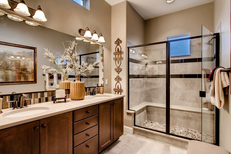 Model Home Bathroom Bathroom & Master Suite  Celebration Floor Plan Builtclassic