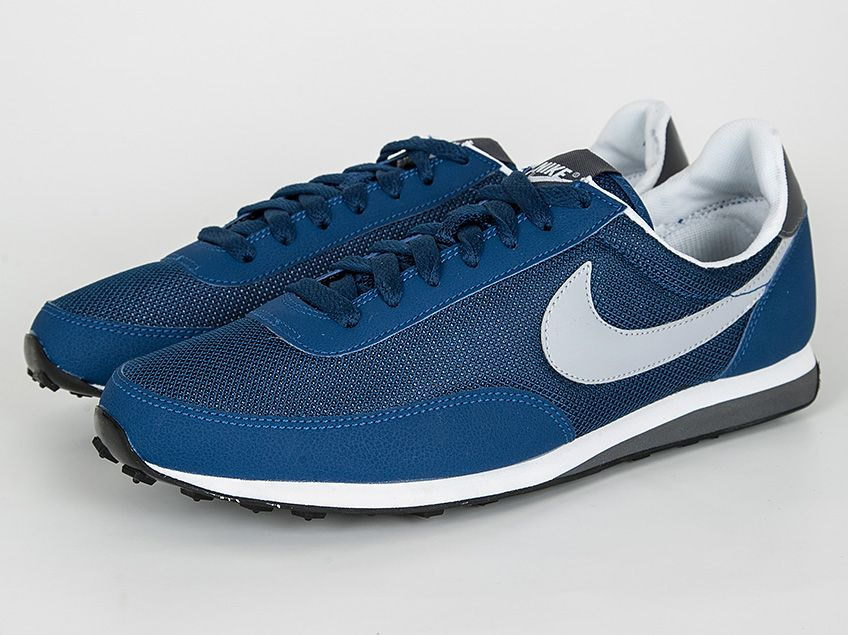the latest ee97a 0d25a Nike waffle elite blue and grey | Nestor
