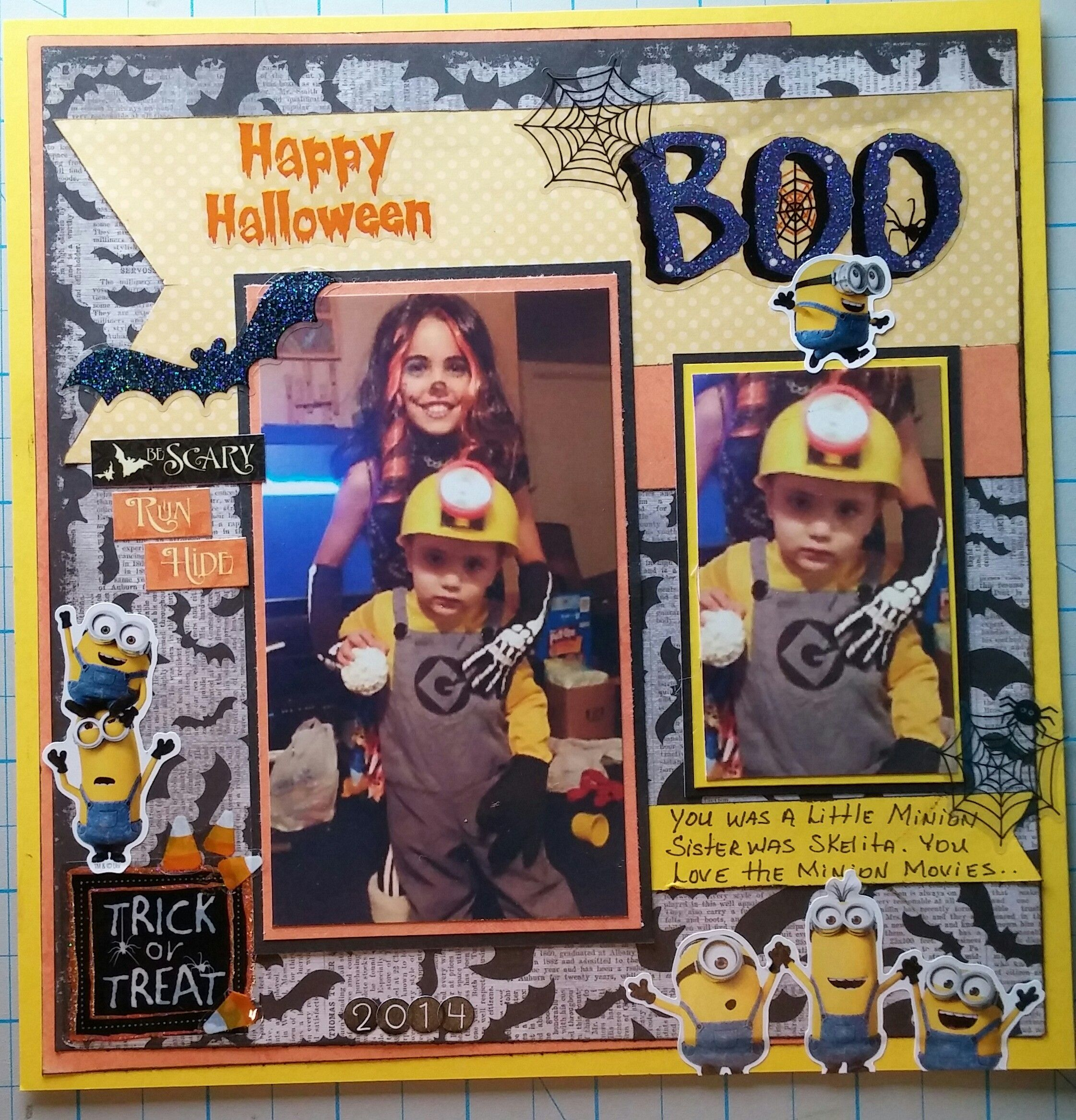 Pin By Paula 🌴 L. On Scrapbook - Halloween