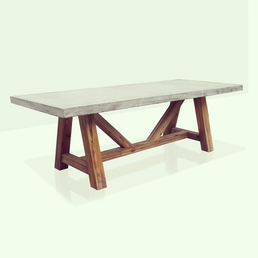Find Mimosa Cement Nebraska Dining Table At Bunnings Warehouse. Visit Your  Local Store For The Widest Range Of Outdoor Living Products.