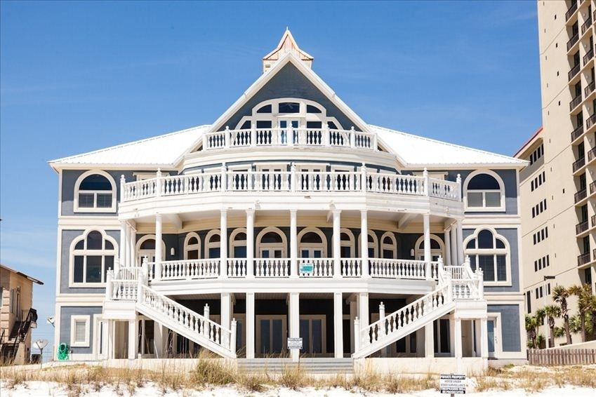 Rumors Orange Beach Alabama I Think This Would Be A Beautiful House To Have Wedding At My Favorite So Far