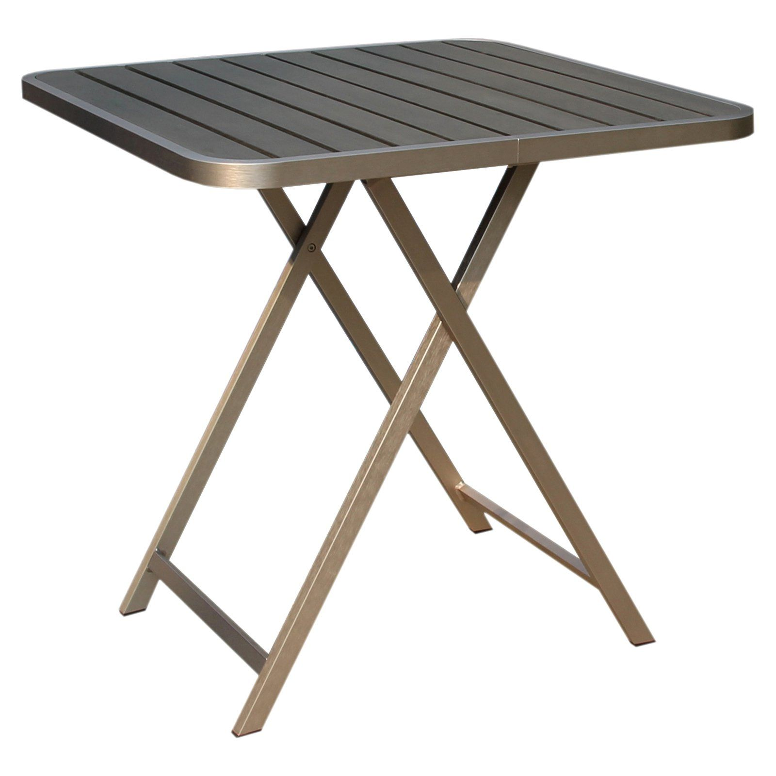 Boraam fresca polylumber folding patio table products