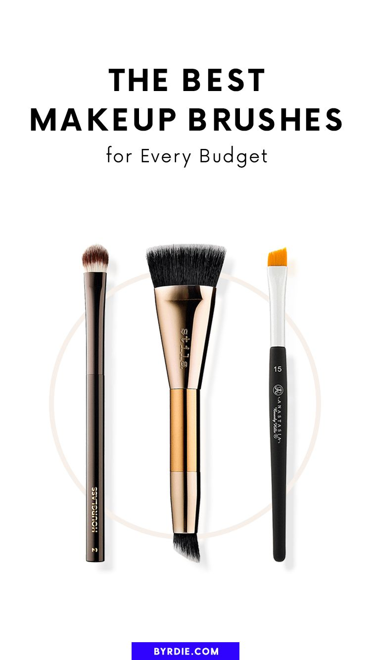 how to use all makeup brushes