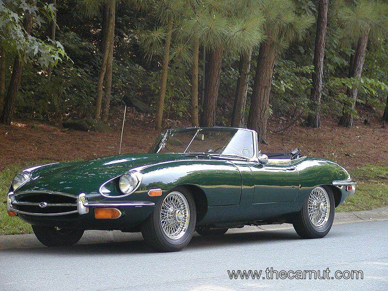 1969 Jaguar Xke British Racing Green Whoever Wants To Buy Me One I Won T Say No British Racing Green Jaguar E Type Jaguar