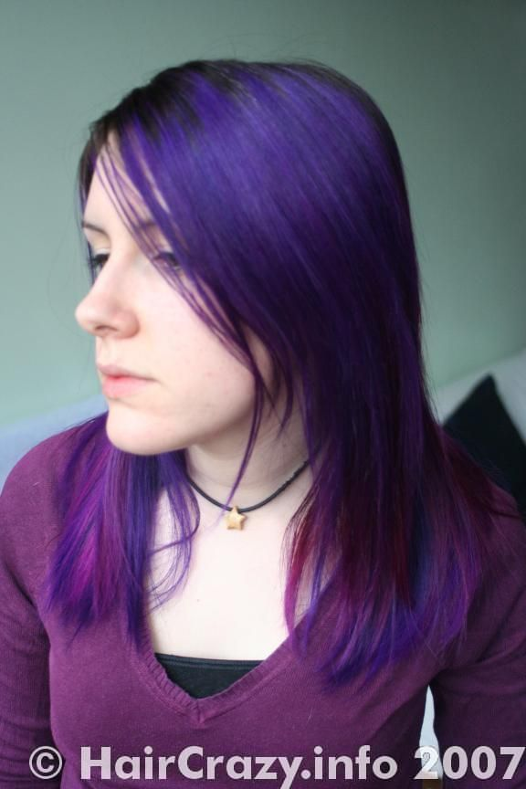 How to: Perfect Purple Hair Color - Renewed Style | Beauty ...