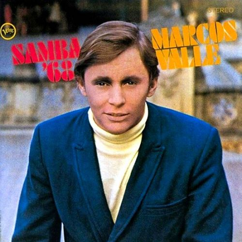 Samba 68 Marcos Valle Samba Vinyl Record Album Covers Bossa Nova