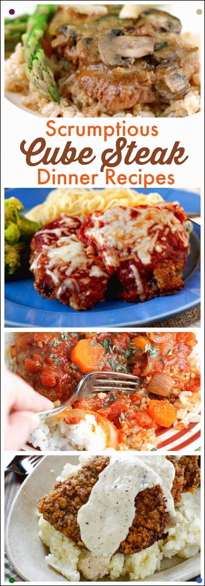 Photo of You'll Want To Dig Into These Hearty Cube Steak Dinner Recip…