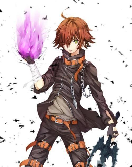 Dark Flame Master : flame, master, Apple_nana, Anime, Chūnibyō, Shitai!,, Anime,, Knight