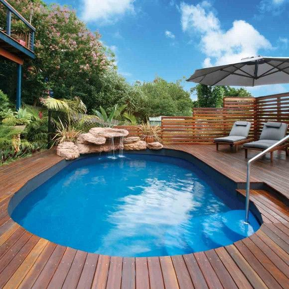 Clark Sunsoka Resin Mineral Pool Package Clark Rubber Our Backyard Ideas And Such Pool