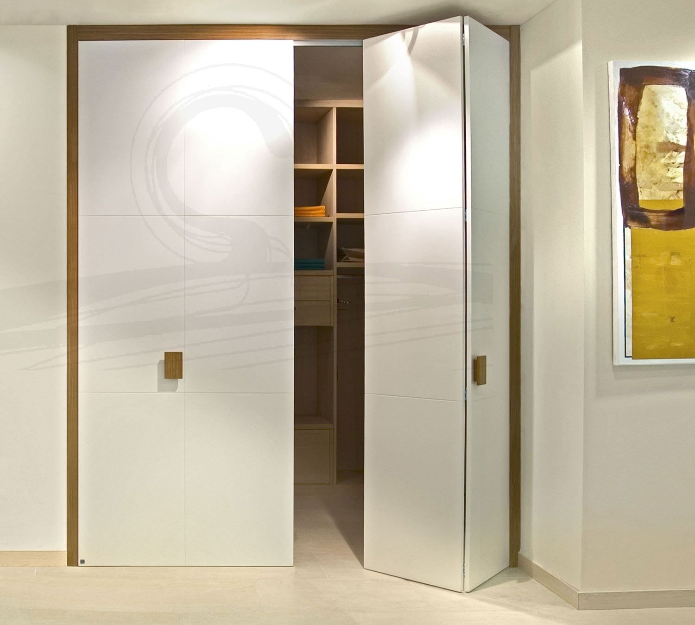 Armario azd04 home design pinterest puertas - Puerta plegable madera ...