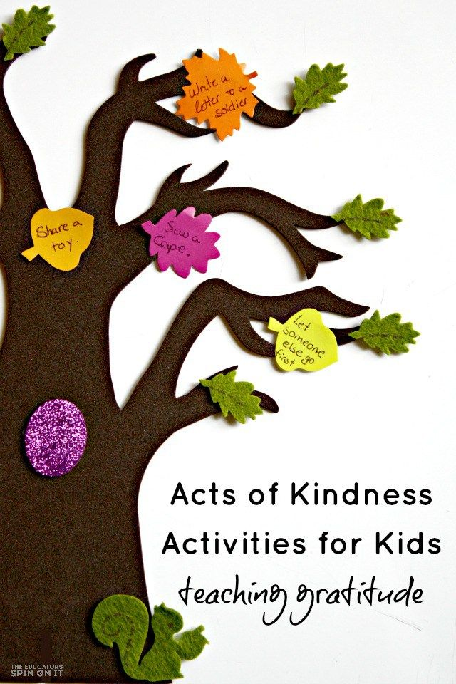Acts of Kindness Activity for the kids. Perfect for November and Thanksgiving! Head over and see this cute idea!