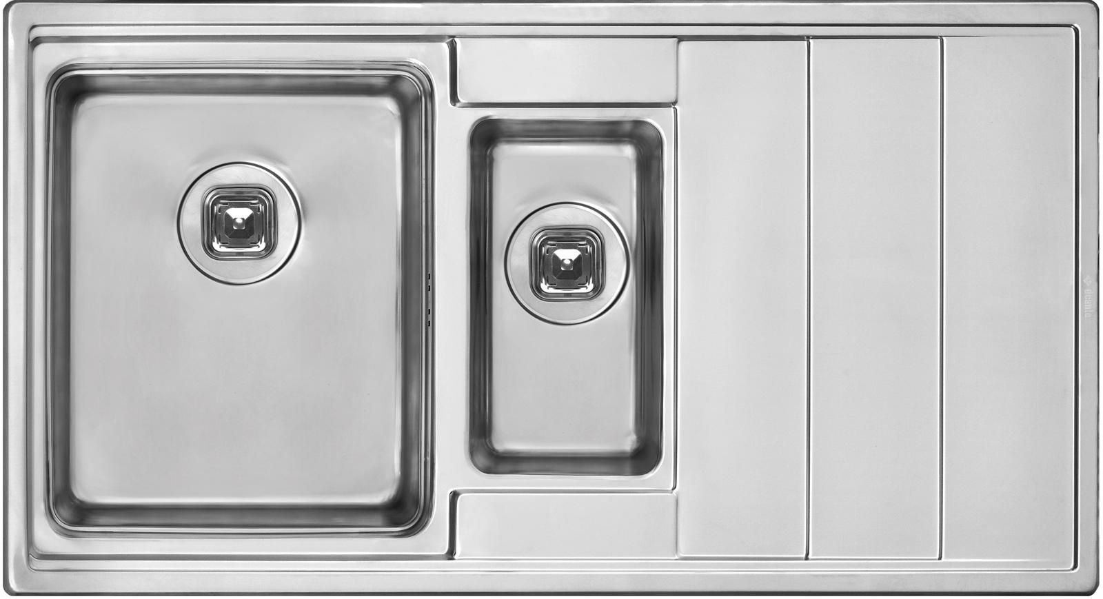 kitchen sinks stainless steel | stainless undermount sink ...