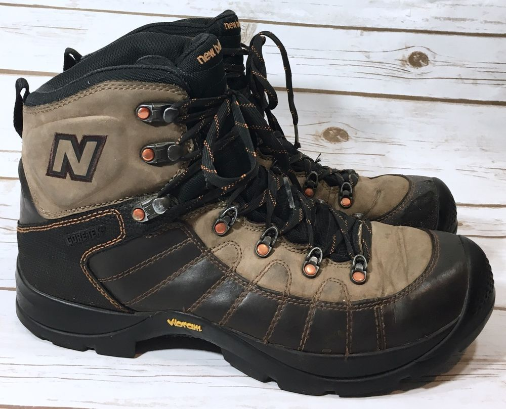 new product 13468 4d194 New Balance 1500 Rainier Hiking Boots Mens Size 11 Gore-Tex ...