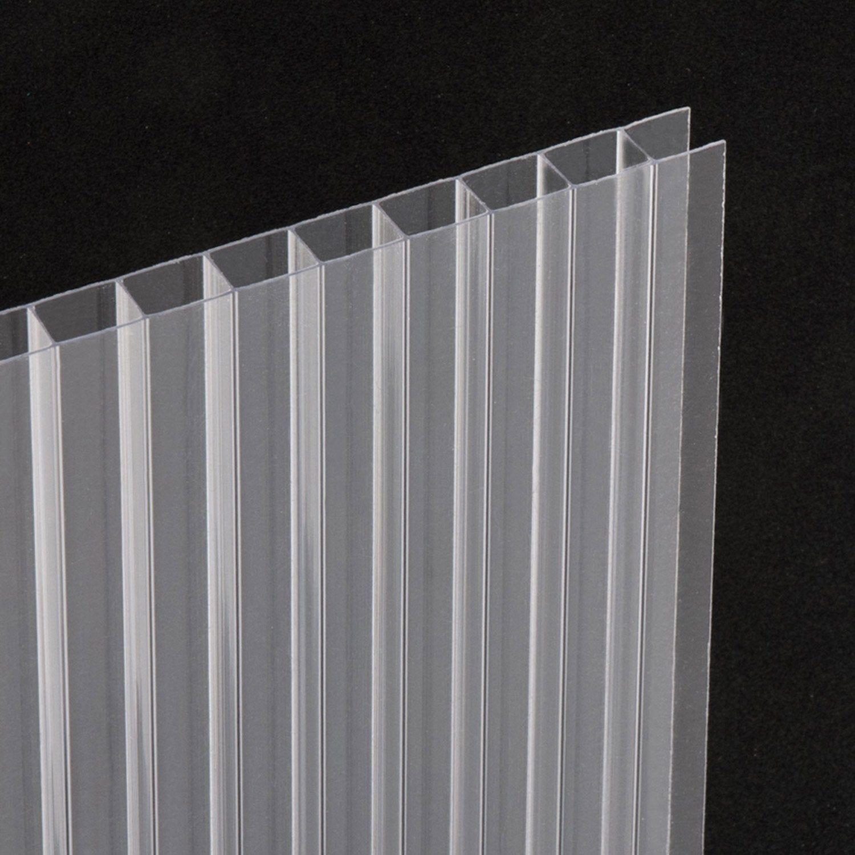 Plaque Polycarbonate Alveolaire Polycarbonate Alveolaire Transparente Lisse L 60 Plaque Polycarbonate Alveolaire Polycarbonate Et Transparent
