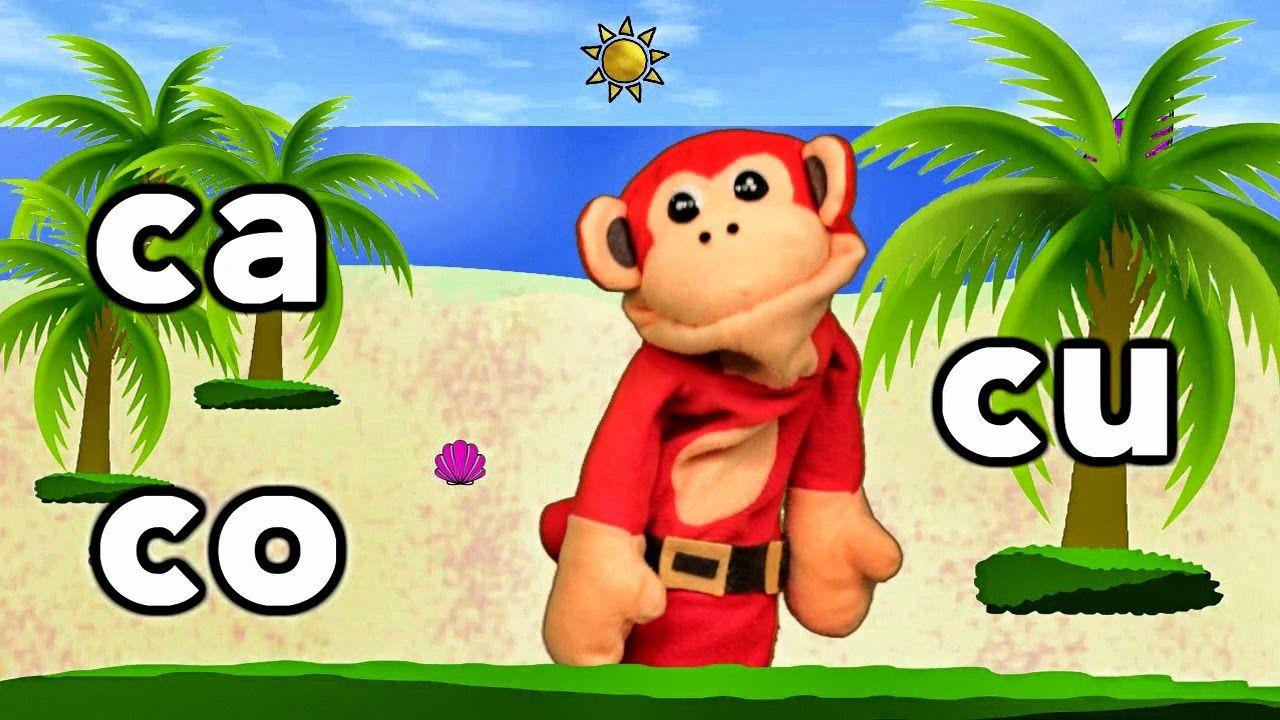 Resultado de imagen de ca co cu mono silabo