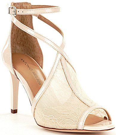 aacd9a8214c Antonio Melani Patricia Lace Dress Sandals  Dillards Antonio Melani
