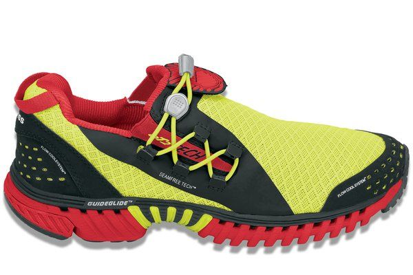 Just got new running shoes. The old K-Swiss latest 700 miles. Great running shoe!