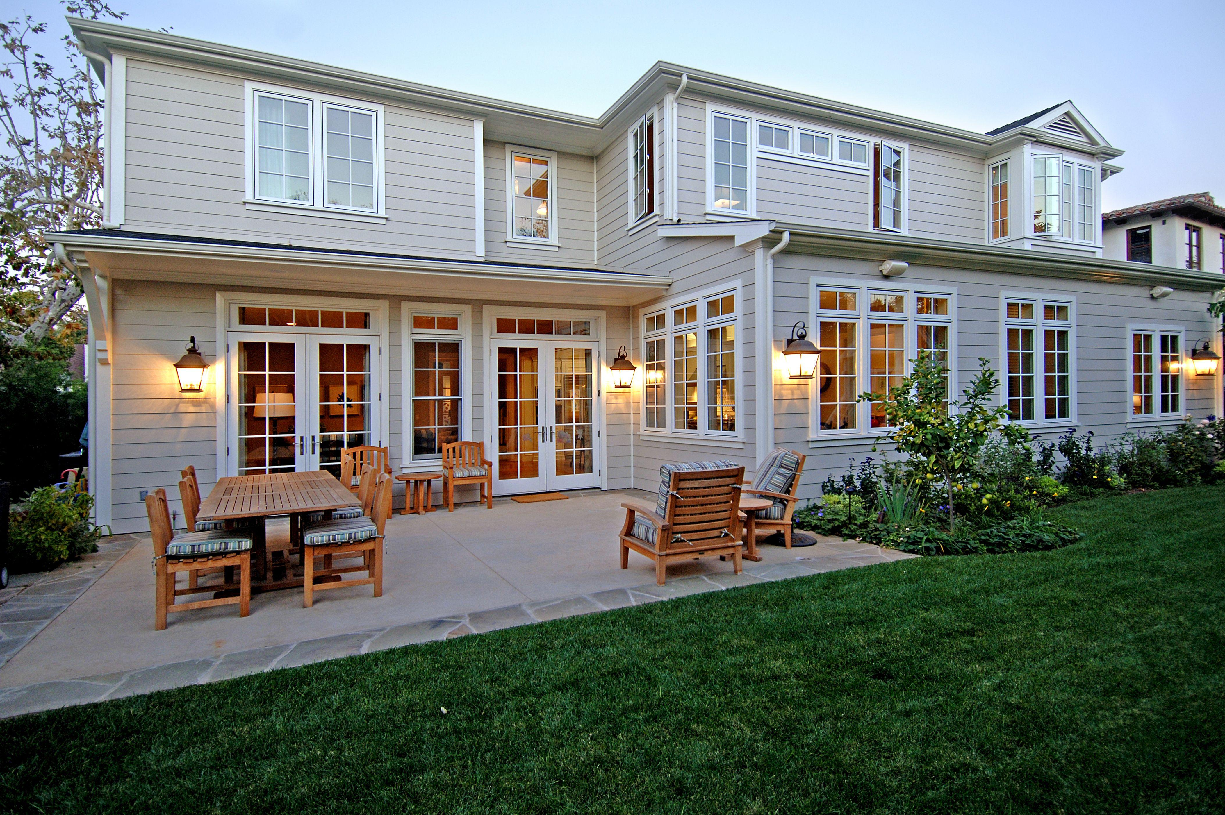 Structure Home Client S Exterior Patio Custom Home Builders Home Builders Custom Homes