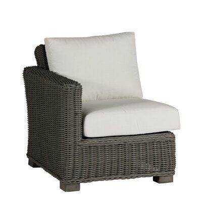 Summer Classics Patio Chair With Cushions Patio Chairs