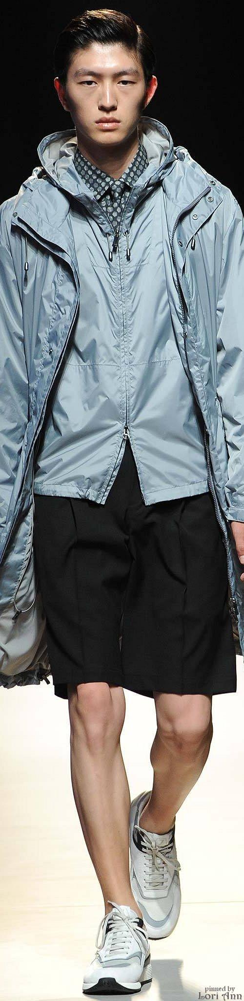 Z Zegna Spring 2015 Menswear