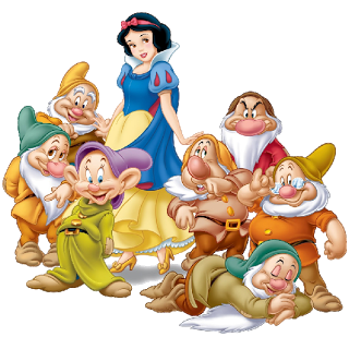 Snow White And The Seven Dwarfs Cartoon Images Disney