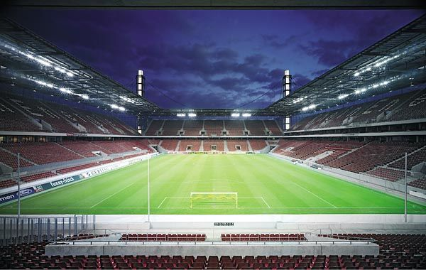 Pin auf Bundesliga Arenen & Stadien