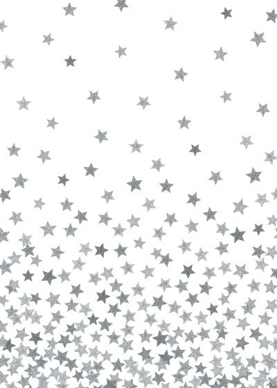 STARS SILVER by kind of style | Wallpapers | Pinterest