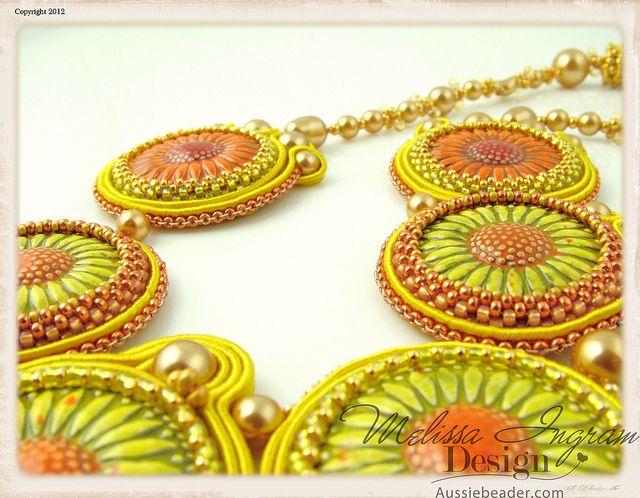 Sunflower Joy | von Social Butterfly Jewellery