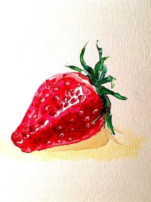 Erdbeer-Disaster