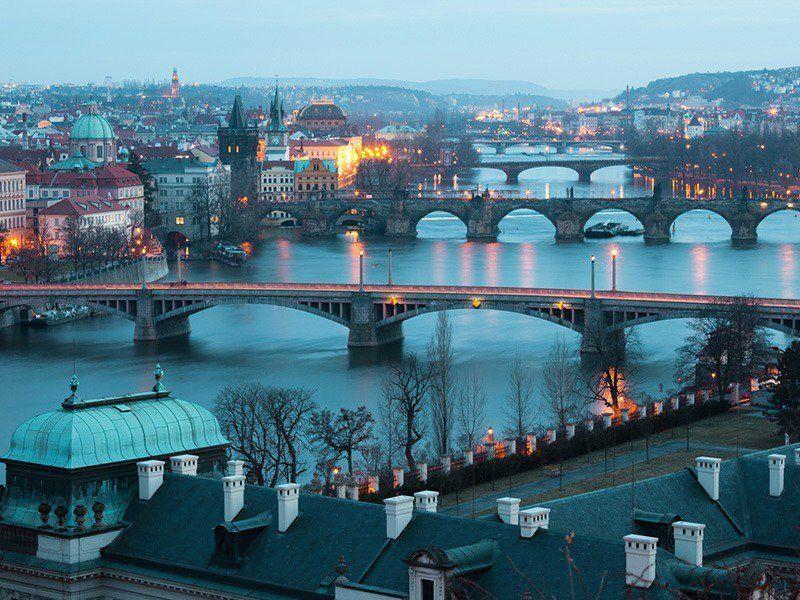 15 Cidades Mais Bonitas Do Mundo Submarino Viagem Praga