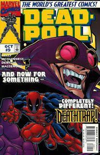 Books 4 you: Deadpool - #09 marvel comics cbr download