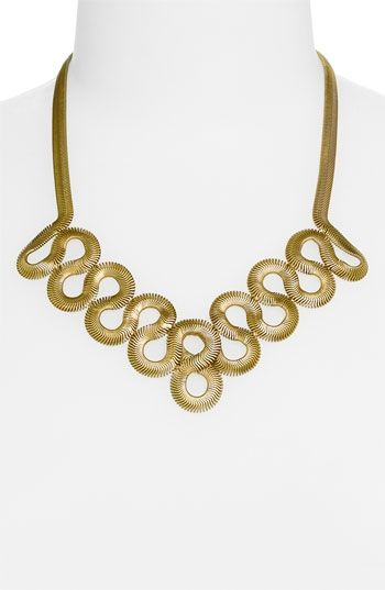 Sarah Cavender Swirl Necklace | Nordstrom - StyleSays