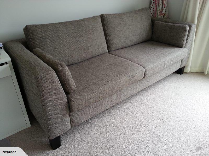 Sensational Karl Katte 3 Seater Sofa Trade Me Ideas For The House Bralicious Painted Fabric Chair Ideas Braliciousco